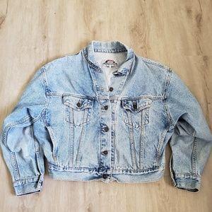 Vintage Levis Denim Jean Jacket size L